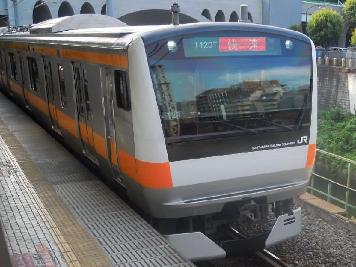 御茶ノ水駅の中央線