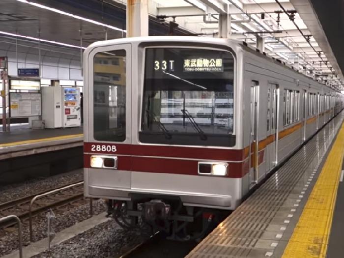 東武伊勢崎線・スカイツリーライン