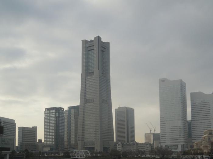桜木町のランドマークタワー