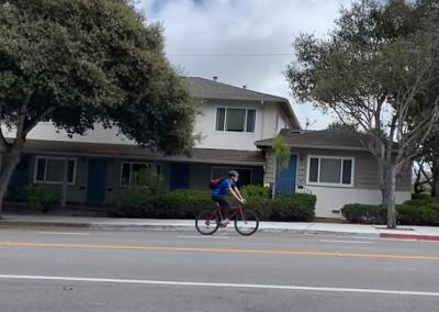 自転車とストリート