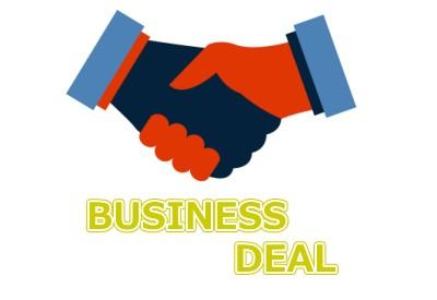 ビジネス上の取引