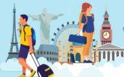 世界旅行とホテル