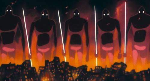 巨神兵と火の七日間